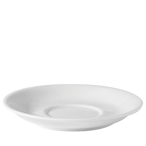 Utopia Porcelain Small Saucer 4.5