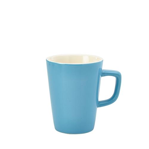 Royal Genware  Latte Mug 34cl Blue