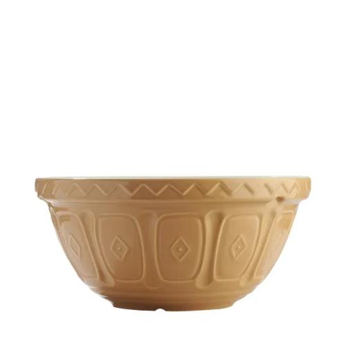 Mason Cash Stoneware Mixing Bowl 28.0cm (4.3Ltr) Brown