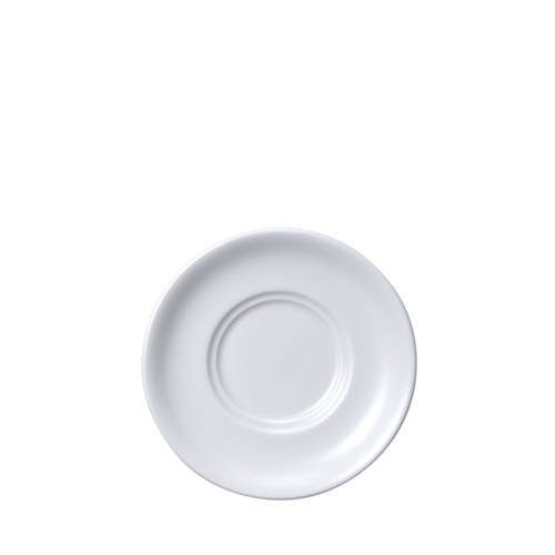 Churchill Plain White Consomme Stand 5.78