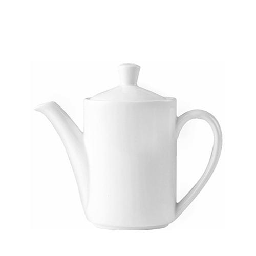 Steelite Monaco  Vogue Coffee Pot 21oz White