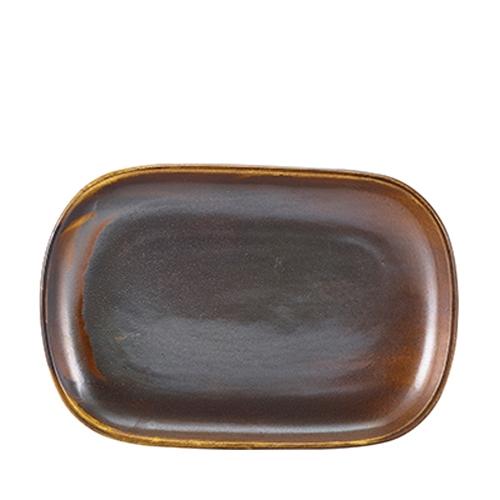 Terra Porcelain Rectangular Plate