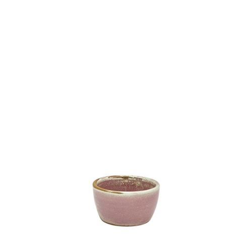 Genware Terra Porcelain  Ramekin 7cl Rose