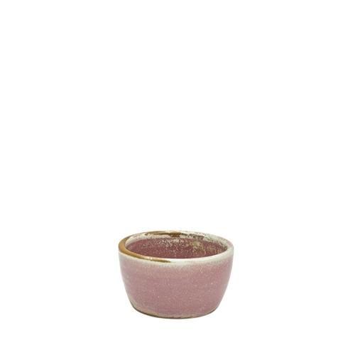 Genware Terra Porcelain Ramekin 13cl Rose