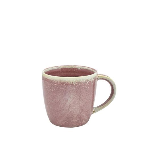 Genware Terra Porcelain Mug 32cl Rose