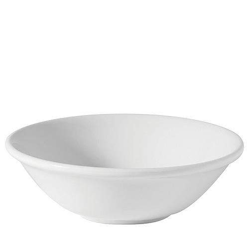 Utopia Porcelain Oatmeal Bowl 6.25