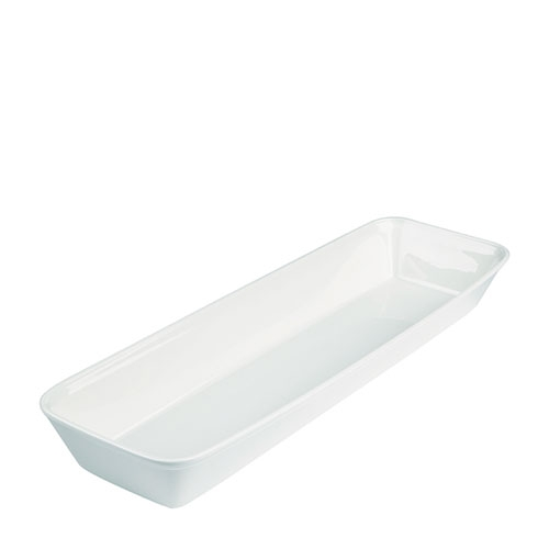 Churchill Cookware Rectangular Baking Dish 53 x 16 x 6.5cm White