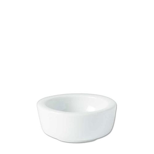 Utopia Porcelain Butter Dish 1oz White
