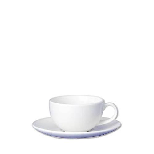 Churchill Plain White Cappuccino Cup 7oz