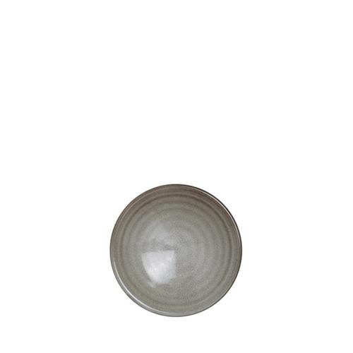 Steelite Potter's Collection Pier Coupe Dish 12.7cm Grey