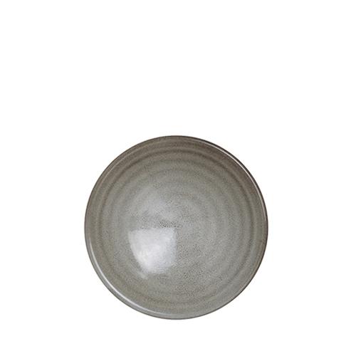 Steelite Potter's Collection Pier Coupe Dish 18.4cm Grey