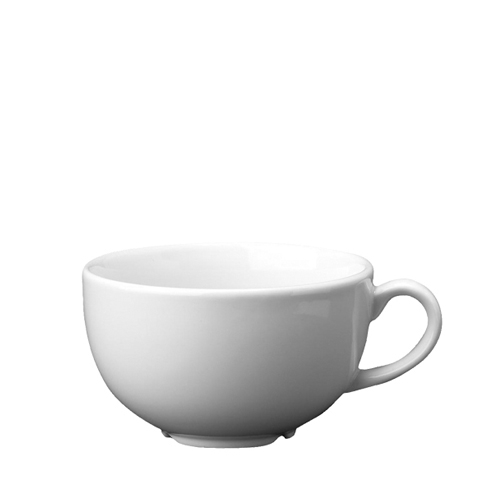 Churchill Plain White Cappuccino Cup 16oz
