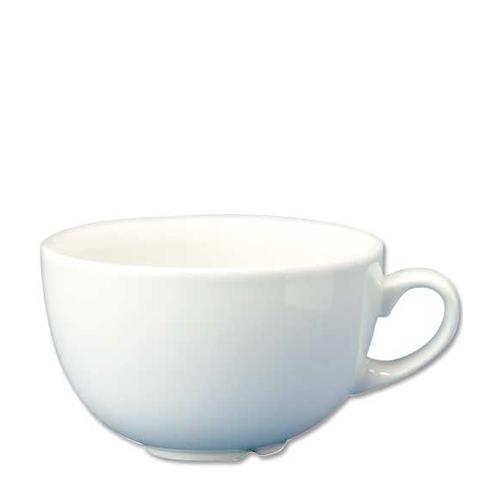 Churchill Plain White Cappuccino Cup 17.5oz
