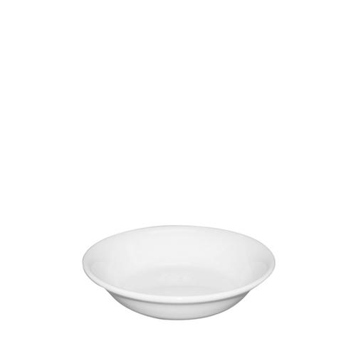 Churchill Plain White Coupe Soup Bowl 7.25