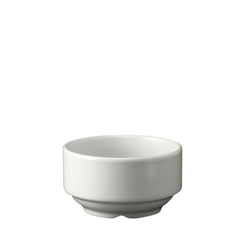 Churchill Plain White Unhandled Consomme Bowl 10oz