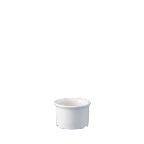 Churchill Snack Attack Dipper Pot / Butter Pad 4.5cl  White