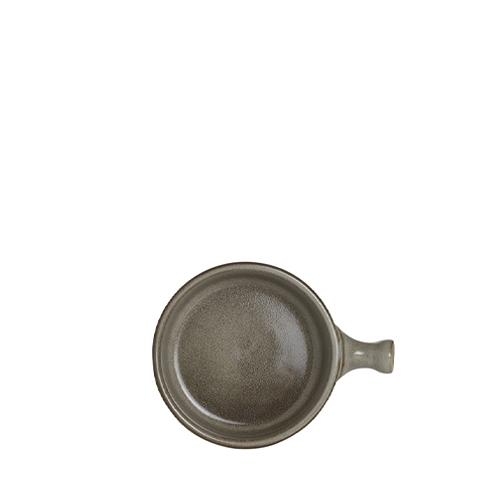 Steelite Potter's Collection Pier Hand Deep Tray 16.8cm x 13cm  Grey