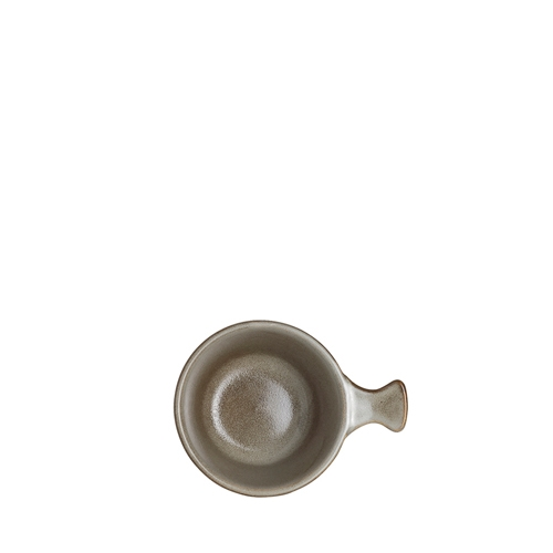 Steelite Potter's Collection Pier Hand Crock 13.6cm x 10.2cm x 6.35cm Grey