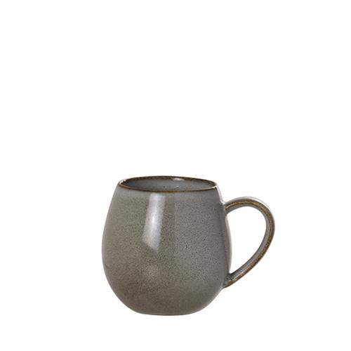 Steelite Potter's Collection Pier Mug 11.75oz Grey