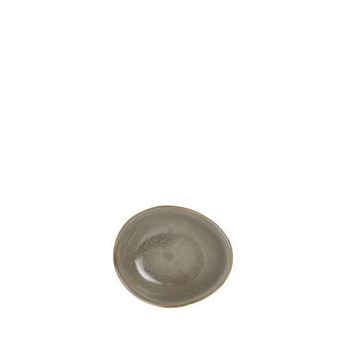 Steelite Potter's Collection Pier Oil Dish 9.8cm x 8.6cm Grey