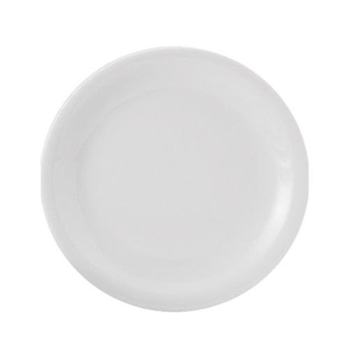 Porcelain Narrow Rim Plate