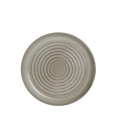 Steelite Potter's Collection Pier Plate 23.2cm Grey