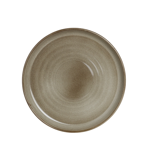Steelite Potter's Collection Pier Plate 26.7cm Grey