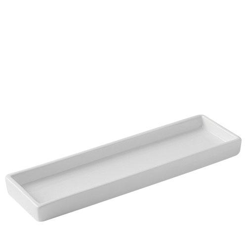 Porcelain  Rectangular Dish 11.5 x 3.25