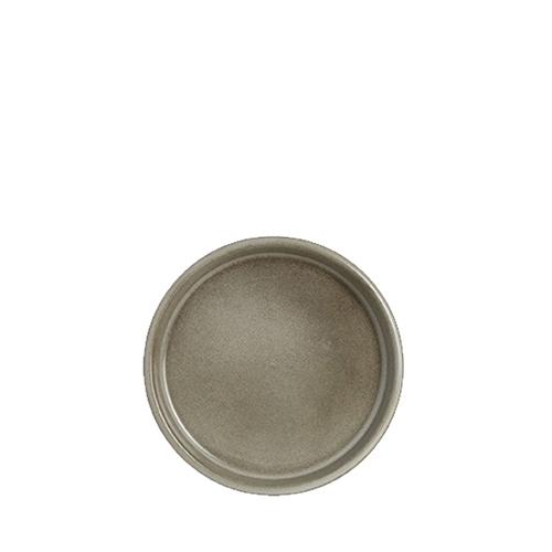 Steelite Potter's Collection Pier Round Tray 16.5cm Grey