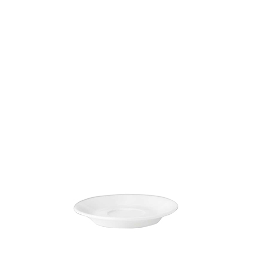 Utopia Porcelain Double Well Saucer 5.5