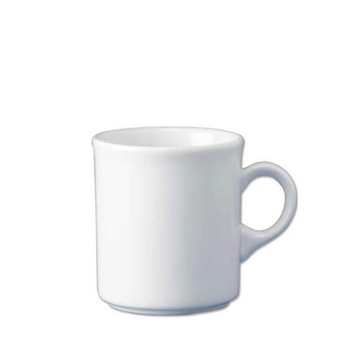 Churchill Plain White Nova Mug 10oz
