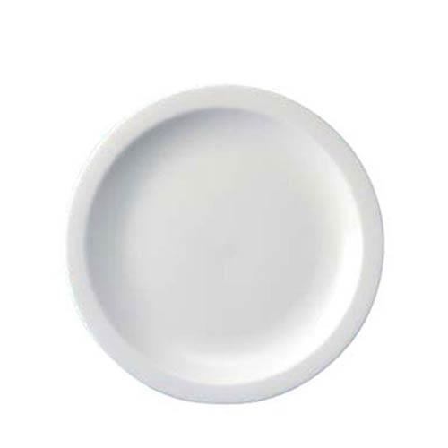 Churchill Plain White  Nova Plate 10