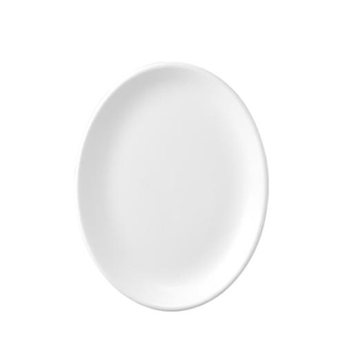 Churchill Plain White Oval Plate/Platter 12