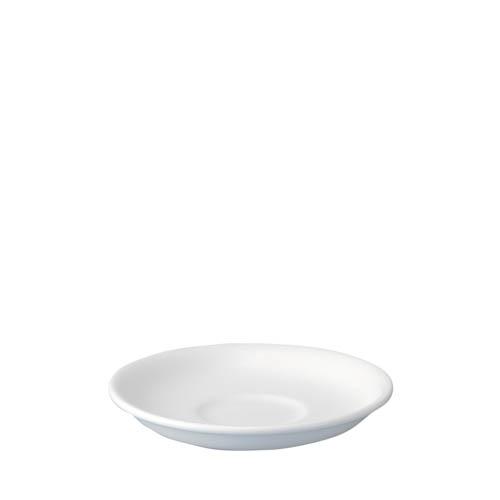 Churchill Plain White Nova Tea Saucer 5.5