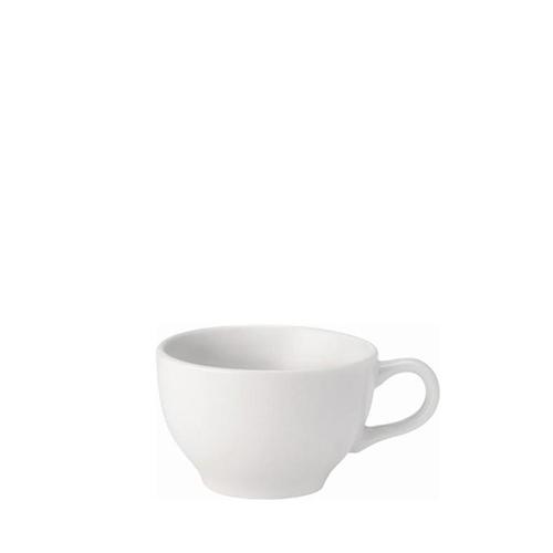 Pure White Cappuccino Cup