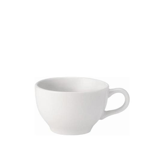 Utopia Pure White Cappuccino Cup 12oz