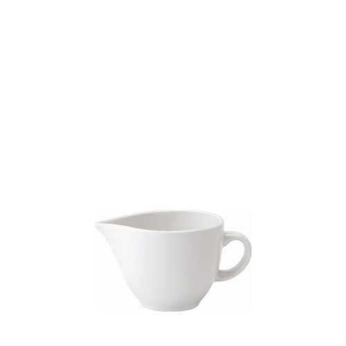 Pure White Cream Jug