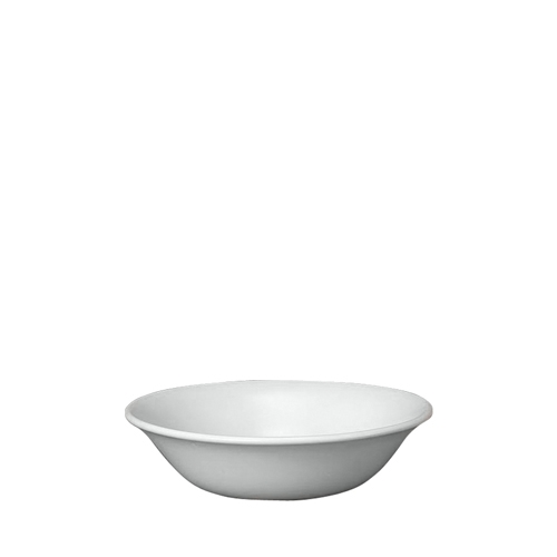 Churchill Plain White Oatmeal Bowl 6