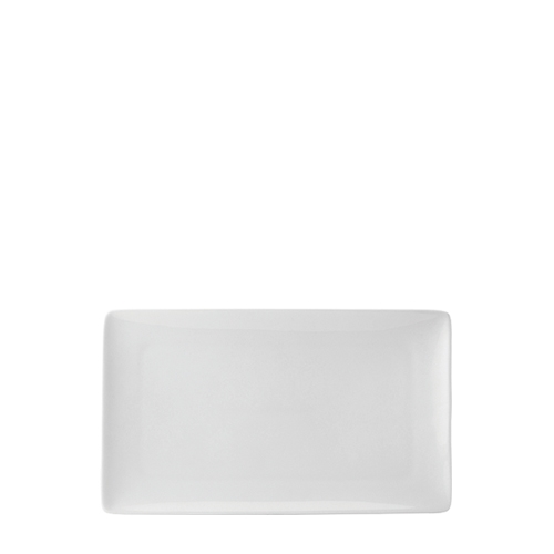 Utopia Pure White Rectangular Plate (11