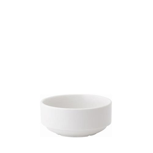 Utopia Pure White Stacking Soup Bowl 10oz
