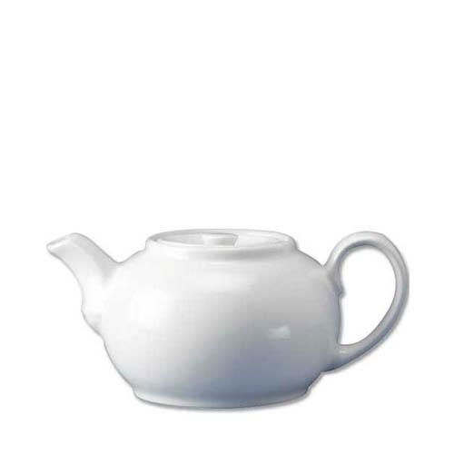 Churchill Plain White   Nova Tea Pot 15oz