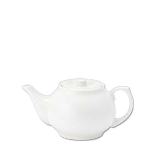 Utopia Pure White Tea Pot 15oz