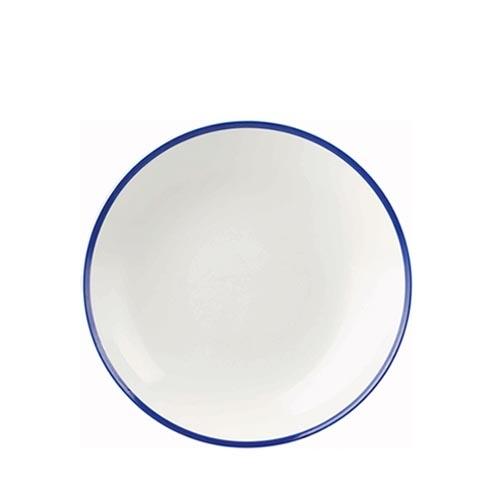 Churchill Retro Blue Coupe Bowl 9.75