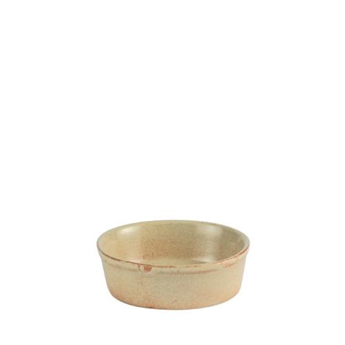 Rustico Individual Oval Pie Dish 15cm Stone
