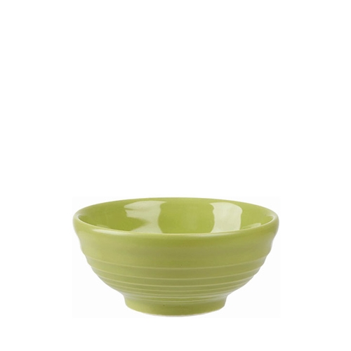 Churchill Bit On The Side Ripple Green Snack Bowl 28cl