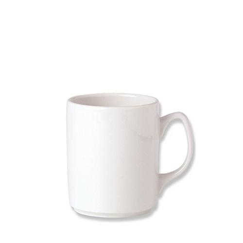 Steelite Simplicity Atlantic Mug 12oz White