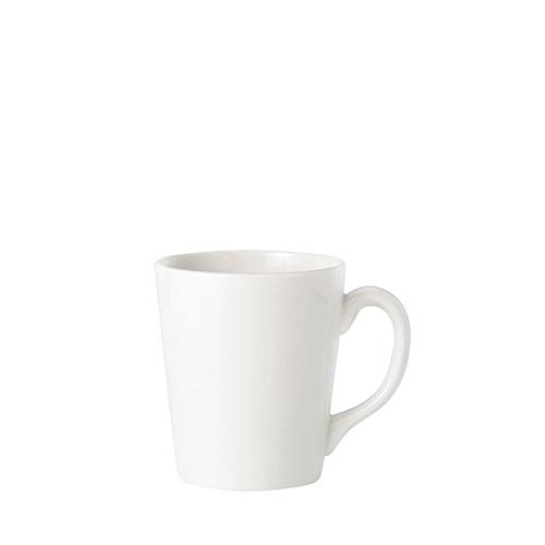 Steelite Simplicity Coffeehouse Mug 9.25oz White