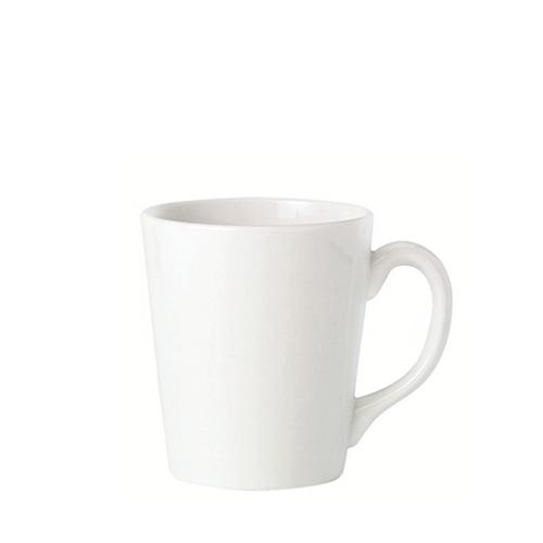 Steelite Simplicity Coffeehouse Mug 12oz White