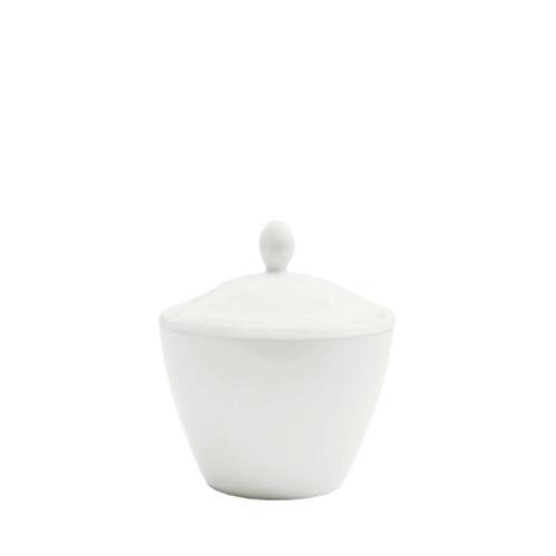 Steelite Simplicity Covered Sugar Bowl 7oz White