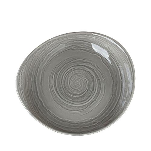 Steelite Scape Plate 30.5cm Grey